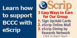 Learn how to support BCCC with eScrip