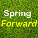 Spring Forward Daylight Savings