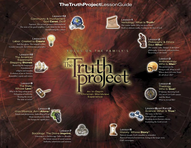 The Truth Project Lesson Guide