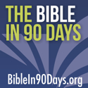 Bible in 90 Days… Testimonials from 2010