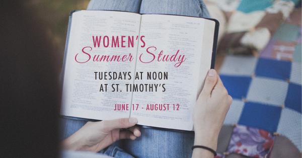 Women's Summer Study