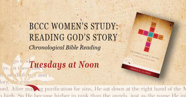Women's Study: Reading God's Story